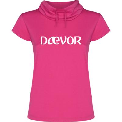 Camiseta casual de mujer-Daevor Beroe