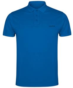 Polo de Hombre-Daevor Premium Azul