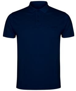 Polo de Hombre-Daevor Premium Azul Marino