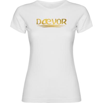 Camiseta de Manga Corta Mujer-Daevor Atenea