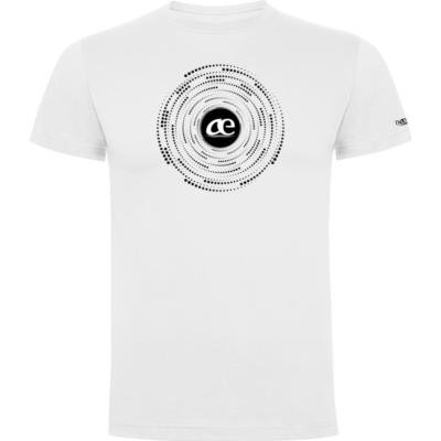 Camiseta Casual De Manga Corta Hombre-Daevor Galaxy