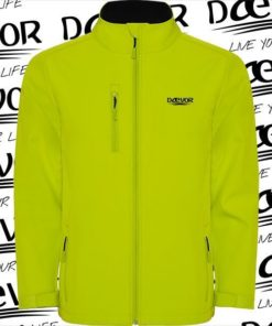 SoftShell Para Hombre-North Of The Planet Lima