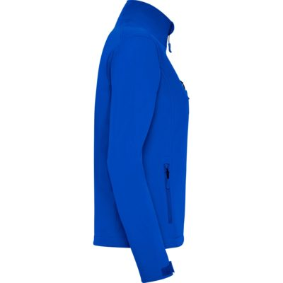 SoftShell Para Mujer-North Of The Planet Azul