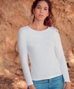 Camiseta de algodón puro Nadia
