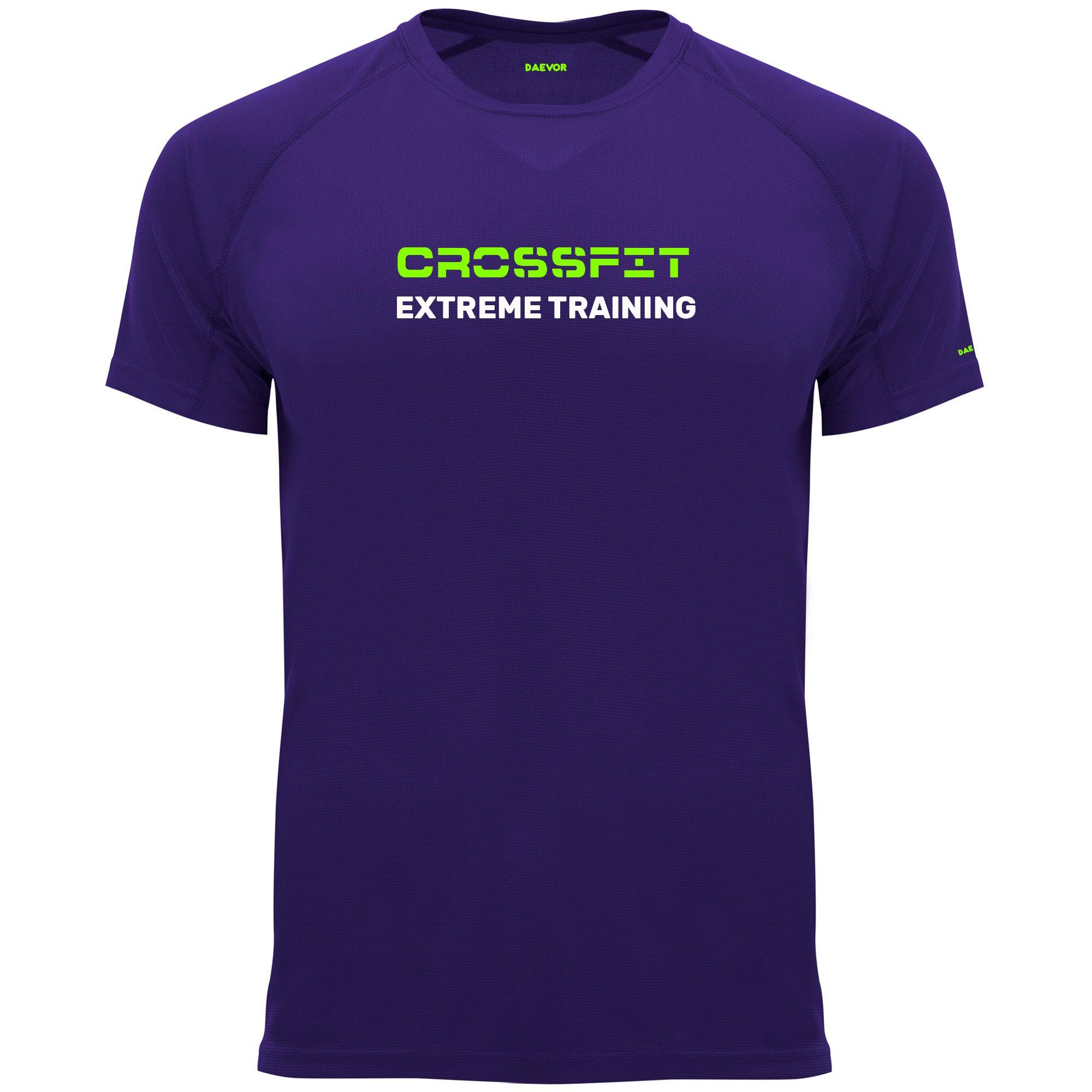 Camiseta Daevor Croosfit Extreme Training