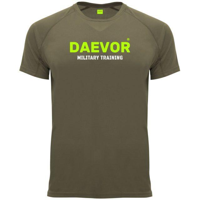 Camiseta Military Hombre Daevor
