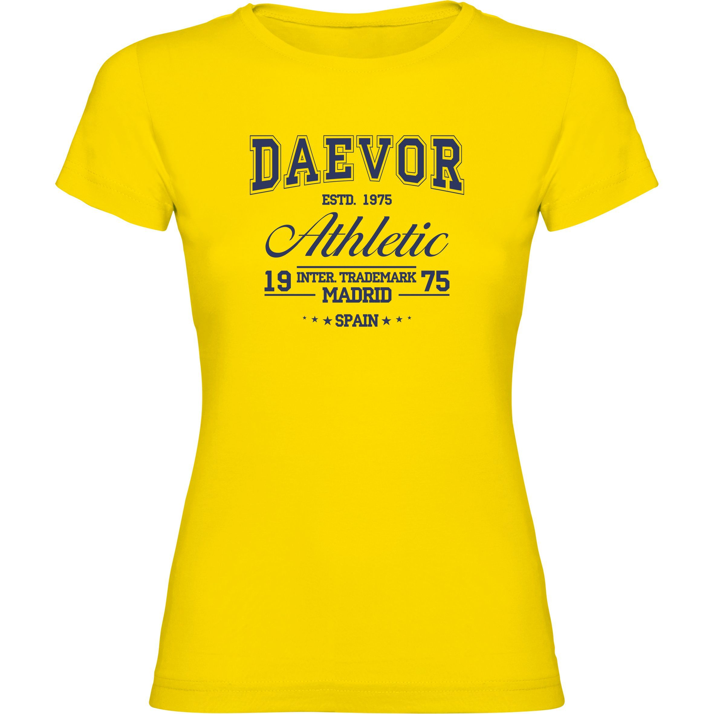 Camiseta Daevor Woman Athletic Madrid