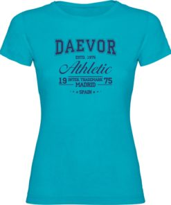 Daevor Woman Athletic Madrid Azul